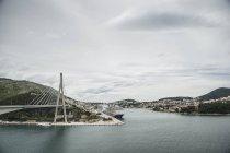 Гавань, Дубровник, Хорватия — стоковое фото
