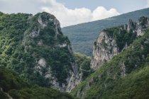 Paesaggio montano, Bulgaria — Foto stock