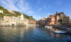 Cinque Terre, Vernazza — Stock Photo