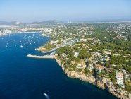 Spagna, Isole Baleari, Maiorca, Santa Ponca e Sa Calata — Foto stock