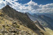 Austria, Ankogel group, View of Anlauf Valley — Stock Photo