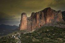 O vilarejo aninha, Espanha — Fotografia de Stock