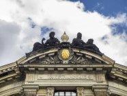 Germany, Dresden, University of Visual Arts — Stock Photo