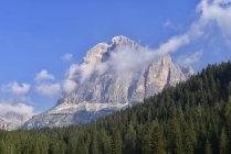 Italia, Provincia di Belluno, Dolomiti, Tofana di Rozes — Foto stock