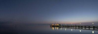 Alemania, Lago Constanza, Hagnau hythe - foto de stock
