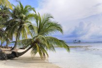 Panama, San Blas Islands, Isla Chichime — Stock Photo