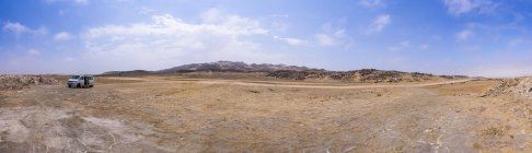 Namibia, strada costiera tra Swakopmund e Cape Cross — Foto stock