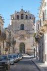 Parrocchia Madonna del Carmine church — стокове фото