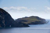 Portogallo, Madeira, Punta de San Lorenzo e la vista della costa durante il giorno — Foto stock