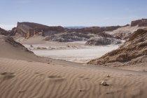Пустыня Атакама в Чили, Сан-Педро-де-Атакама, — стоковое фото