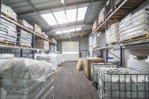 Hall industriel vide — Photo de stock