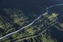 Switzerland, Furka Pass, mountain road during daytime — Stock Photo