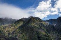 Vallées de montagne Portugal, Madère, — Photo de stock
