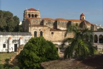 Dominican Republic, Santo Domingo, Iglesia de Nuestra Senora de Las Mercedes — стокове фото