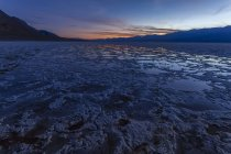 USA, California, Death Valley, Badwater Basin — Foto stock