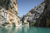 France, Alpes-de-Haute-Provence, Verdon Gorge — Foto stock