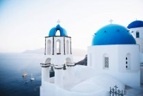 Greece, Santorini, Oia, Greek Orthodox Church — Stock Photo