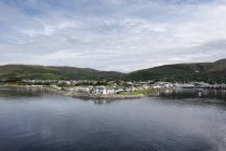 Ullapool do Reino Unido, Escócia, no lago Assynt — Fotografia de Stock