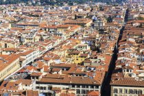 Italy, Tuscany, Florence, View of city at daytime — Stock Photo