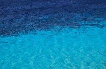 Карибский бассейн, Нидерландские Антильские острова, Бонэйр, морской пейзаж в дневное время — стоковое фото