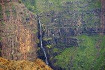 Waipoo cade da rocce — Foto stock