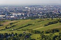 Austria, View to Vienna  during daytime — Stock Photo