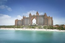 United Arab Emirates, Dubai, Atlantis the Palm Hotel — Stock Photo