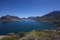 Sud Africa, Knysna, vista sulla baia durante il giorno — Foto stock