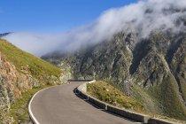 Italy, South Tyrol, Passeier Valley, mountain pass Timmelsjoch — Stock Photo