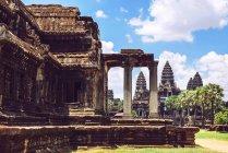 Камбоджа, Siem Reap, храм Ангкор-Ват денний час — стокове фото