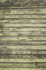 Weathered wooden wall, full frame — Stock Photo