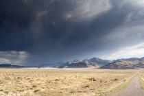 США, штат Невада, краєвид у великий басейн Національний парк — стокове фото