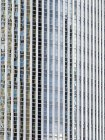 Germany, Frankfurt, windows and front of the Pollux Tower — Stock Photo