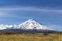 Südamerika, Ecuador, Vulkan Cotopaxi, Cotopaxi-Nationalpark — Stockfoto