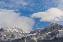 Германия, Бавария, Кёнигсзее, гора Дженнер — стоковое фото