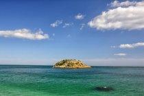 Portogallo, costa atlantica, spiaggia di Portinho da Arrabida — Foto stock