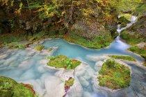 Испания, Наварра, Природный парк Urbasa-Andia, Уредерра — стоковое фото