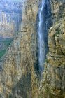 Spain, Ordesa National Park, waterfall — Stock Photo