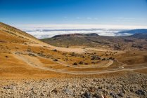 Spain, Canary Islands, Tenerife, Pico del Teide in Teide National Park, Lava rock, Huevos del Teide, Teide-eggs — Stock Photo