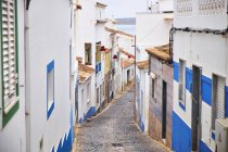 Typical portugeese architecture — Stock Photo