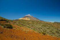 Parc National de Teide, volcan Teide, Tenerife, îles Canaries, Espagne — Photo de stock