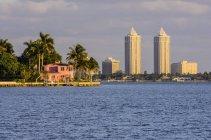 Mount Sinai Medical Center, Miami, Florida, Stati Uniti d'America — Foto stock