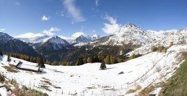Austria, Carinthia, Grossglockner High Alpine Road and Grossglockner — Stock Photo