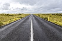 Iceland, southern ring road  during daytime — Stock Photo