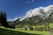 Austria, Styria, Ramsau am Dachstein, Dachstein Mountains — Stockfoto