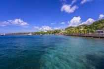 Caribe, Granadinas, são Vicente, perto de Arnos Vale — Fotografia de Stock