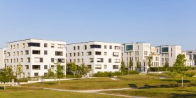 Germany, Baden-Wuerttemberg, Stuttgart, Killesberg. Premium freehold flats — Stock Photo