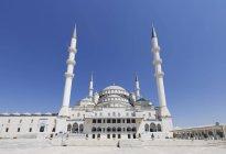 Kocatepe мечеть Туреччини, Анкара, денний час — стокове фото