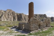 Turkey, Van Province, Van, view to old ruin of a mosque — Stock Photo