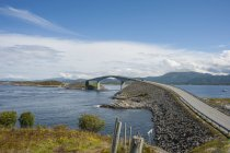 Norway, More og Romsdal, Atlantic Ocean Road — Stock Photo